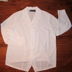 Maggie Barnes Dress blouse 20W